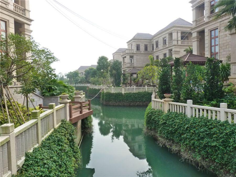 天隆三千海实景图