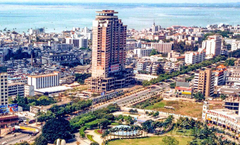 北海南南大酒店