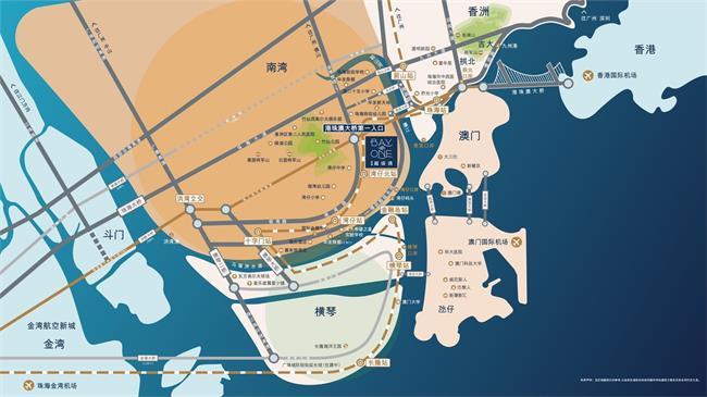双瑞藏珑湾区位图