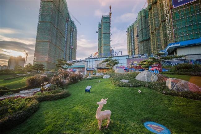 碧桂园盛世名门实景图