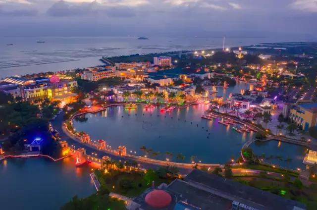 海泉湾实景图