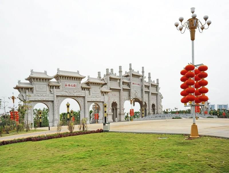 临高文澜文化公园