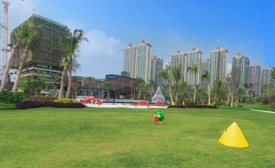 彰泰红树湾实景图