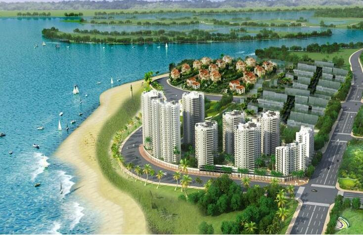 广西防城龙正中央海洋公园